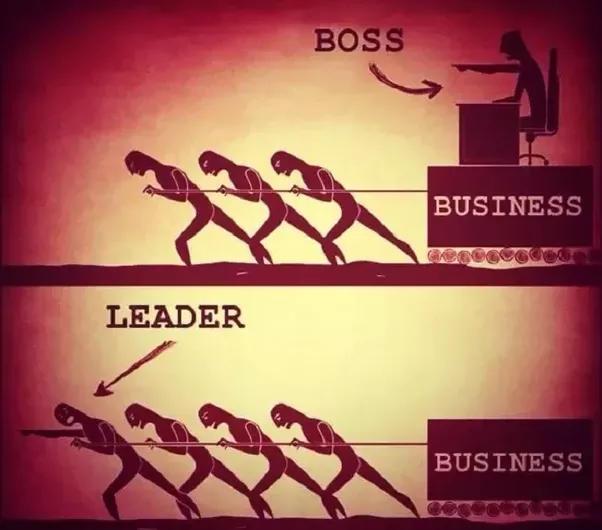 Differenze tra Boss e Leader