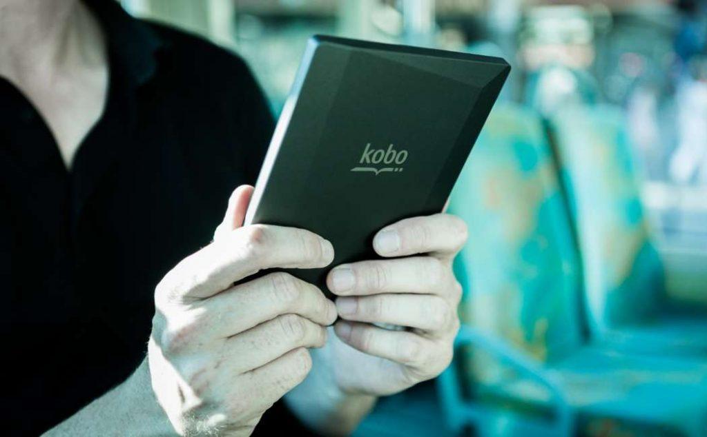 Kobo e-book reader