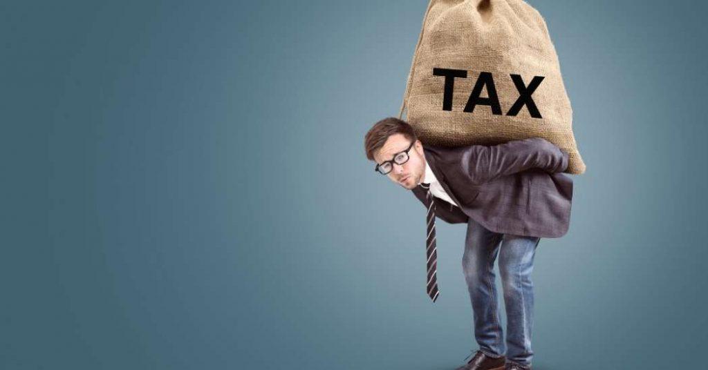 Tasse per servizi statali